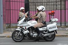Policía Nacional del Perú (rivarix) Tags: policeman policeofficer lawenforcement cops policíanacionaldelperú motorcop hondapolicemotorcycle trafficcops policiatransito transitpolice yamahapolicemotorcycle