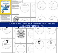 Learning about Hanukkah - Project Based Learning (CHSH-Teach) Tags: chanukah hanukah hanukkah jewishholidays projects creattive learning chsh christianhomeschoolhub chshteach