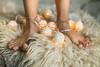 43/52 X-mas feet (Nathalie Le Bris) Tags: christmas foot bokeh