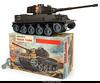 Mechanical Tiger Tank (toytent) Tags: tigertank mechanicaltoy toytank wwii germantank winduptoy madeinjapan tps toysforsaleattoytentcom