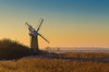 Mill with a View (jammo s) Tags: windmill stbenetsmill cold winter sunrise norfolk norfolkbroads reeds lightroom canoneos6d canonef24105mmf4lusm