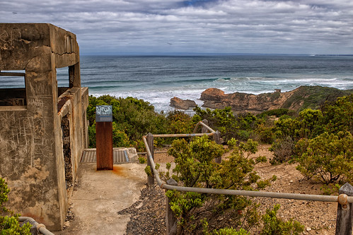 Portsea Fortifications: Looking Out