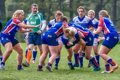 GB630561 Amsterdam AAC D v Waterland RC D (KevinScott.Org) Tags: kevinscottorg kevinscott rugby rc rfc waterland amsterdamaac dames ladies 2016