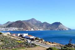 Bahía de San José (JcDh) Tags: bahía san jose almeria mar playa azul agua vacaciones