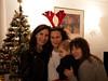 Marianne, Elsa, Jules et Pauline (Dahrth) Tags: gf1 gf120 lumixgf1 panasoniclumixgf1 20mmpancake boy littleboy kid familyphoto family famille christmastree arbredenoël sapindenoël