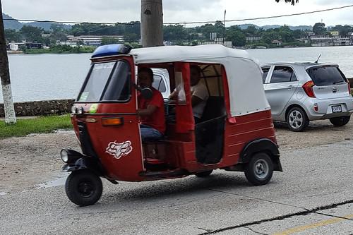 Tuk Tuk Taxi, Guatemala