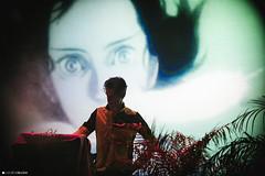 Croatian Amor (Caroline Lessire) Tags: bozar live portrait black wite white series photography caroline lessire croatian amor canon 5d marliii markiii bozarseries electronic underground indie uk denemark music musicphotography