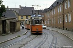 Naumburg 31+11 Moritzberg, 26.06.1990 by Tramfan2011 -