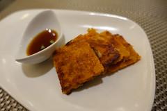 Kimchi Jeon @ L'Arbre de Sel @ Montparnasse @ Paris (*_*) Tags: paris france europe city 2017 winter january food restaurant lunch montparnasse arbredesel korean korea coree kimchijeon spicy cabbage ruedevaugirard galette starter