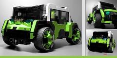 Audi Qi - views (Veeborg) Tags: lego foitsop audi qi