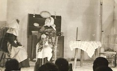Photo of The Michael Players, Ebenezer Hall, Kirk Michael (unknown date)