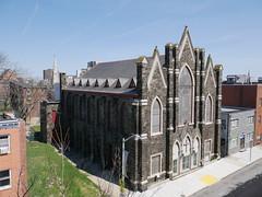Union Baptist Church, 1219 Druid Hill Avenue, Baltimore, MD 21217 (Baltimore Heritage) Tags: baltimore upton marblehill maryland church religiousbuilding druidhillavenue osm:way=336394317