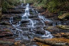 Minnehaha Falls (The Suss-Man (Mike)) Tags: crowcreekfalls georgia longexposure minnehahafalls nature rabuncounty rocks slowshutterspeed sonyilca77m2 sussmanimaging thesussman trees water waterfall
