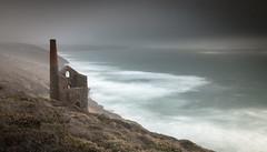 Poldark Country (Rep001) Tags: wheal coates tin mine st agnes conwall uk le sea mist beach 3891