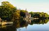 Reflections. (ost_jean) Tags: landscape kasteel minnewater restaurant dammebrugge landschap ostjean nikon d5200 tamron sp af 1750mm f28 xr di ii vc ld colors reflections