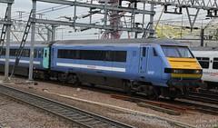 DVT 82127 leading 1P18 for Norwich (Tim R-T-C) Tags: 1p18 82127 abelliogreateranglia dvt drivingvantrailer greateranglia london stratford mainline railroad railway station train