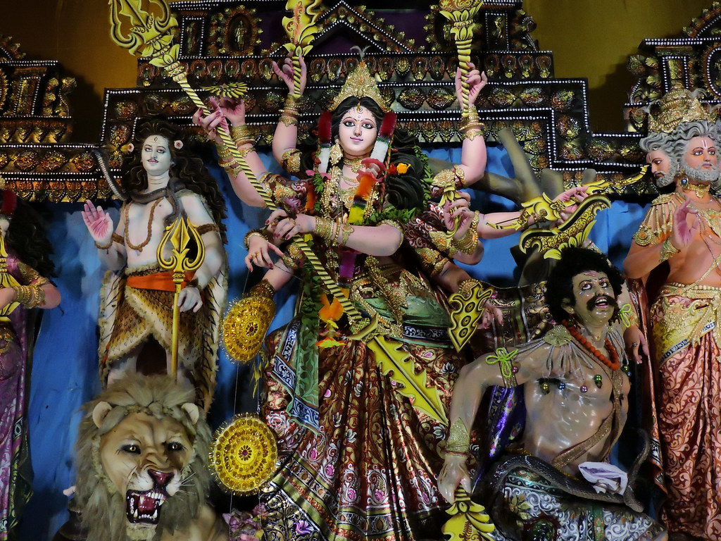 puja religion and deity Hence you will encounter many deities in our temple that represent different  aspects of our religious appreciation hindu religion is very tolerant of other  faiths,.