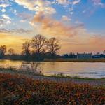 Syon House & The Thames From Kew 1 by Simon & His Camera thumbnail