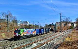 MRCE/TX Logistik 193 640