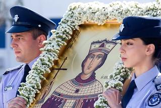 Γιορτή της προστάτιδας του Αστυνομικού Σώματος, Αγίας Ειρήνης