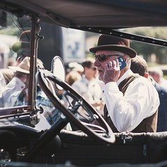 A Glimpse at the Pebble Beach Concours d'Elegance (sigma.) Tags: california men beach car fashion vintage monterey candid pebble mens week moment glimpse concours dapper delegance vsco