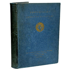 Weinman's Contemporary American Sculpture, Signed 1st Edition, 1929 (thehighboy) Tags: book books antiquebooks vintagebooks thehighboy