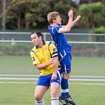 Petone Thirds v Petone Fourths 45