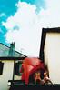 ((T')art) Tags: color festival xprocess mju outdoor olympus xprocessing kodakelitechrome100 aurillac traitementcroisé olympusμmjuii festivalderueaurillac