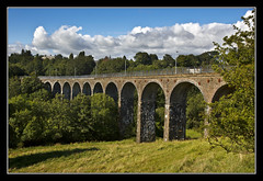I Think I've Been Here Before (K-Burn) Tags: bridge brick abandoned field stone fife viaduct leslie glenrothes dismantledrailway lesliebranch