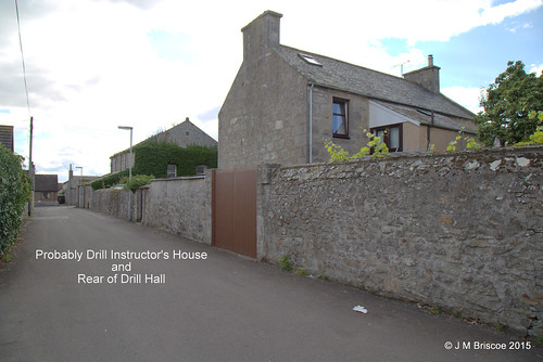 Lossiemouth Dril Hall