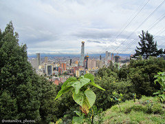 Panoramica de Bogotá D.C. Colombia (@omarsilva_photos) Tags: sky naturaleza building nature landscape dc arquitectura colombia ngc jardin cielos bd aire libre rascacielos bogotádc bdbacata bdbacatá omarsilvaphotos bddebacata