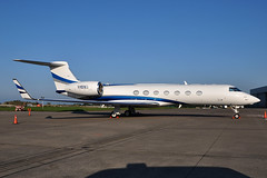 N10XG Gulfstream 550 (n707pm) Tags: ireland airplane corporate airport aircraft executive dub gulfstream dublinairport gv bizjet g550 gvsp eidw cn5186 08092015 n10zg