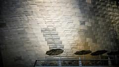 Balcony (palimpsest*) Tags: museum spain bilbao frankgehry basque basquespain guggenheimbilboa