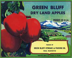 """Green Bluff • <a style=""""font-size:0.8em;"""" href=""""http://www.flickr.com/photos/136320455@N08/21460733042/"""" target=""""_blank"""">View on Flickr</a>"""