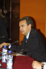 J.L Rguez Zapatero (Enrique J. Mateos Mtnez) Tags: presidente españa canond30 políticos personajes zapatero psoe socialista