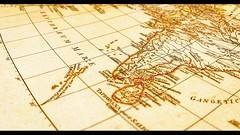 Flying Over Ancient World Map - Creative Commons Footage (znichka.footage) Tags: world ocean africa old uk brown india france history closeup germany paper french flying spain globe ancient asia europe britain map earth antique grunge egypt culture dirty business direction journey cartography document arabia animation land geography nautical archival exploration libya discovery global obsolete oldfashioned closeupshot navigational gallia geographicus jeanbaptistebourguignondanville