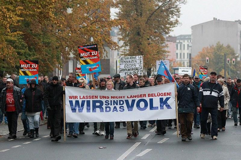 Rostock_ AfD-Demo & Gegenproteste 14