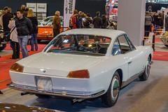1963 Lancia Flaminia Speciale Pininfarina (Tom Tjaarda) Concept Car - collection Lopresto (el.guy08_11) Tags: paris france îledefrance voiture collection lancia 1963 pininfarina conceptcar tomtjaarda