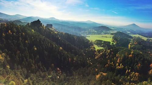 České Švýcarsko #ceskesvycarsko #cesko #czech #krajina #landscape