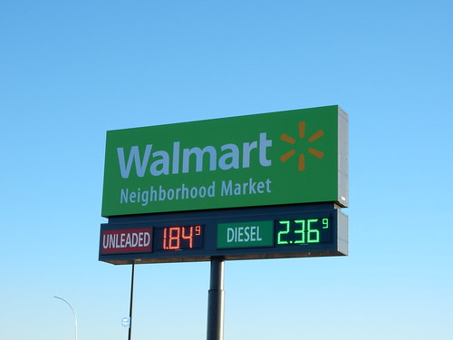 Walmart Neighborhood Market - Garden City, Kansas - a photo on ...