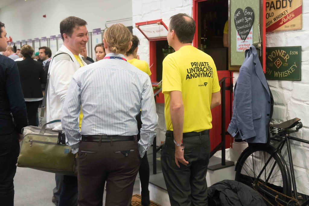 F-SECURE OPERATES A SHEBEEN AT THE WEB SUMMIT [DON'T WORRY IT WAS LEGAL]-109939