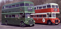 RMC 1469 (colinfpickett) Tags: bus routemaster rmc rm aec rml