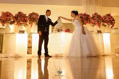 Casamento - Angela e Dione (Alexander Cerqueira dos Santos) Tags: wedding branco do romance bolo casamento paixo casal reflexo mesa vestido noiva romntico casados noivos recem