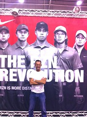 Nike Exhibition Stand