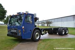 Mack LEU613 Chassis (Trucks, Buses, & Trains by granitefan713) Tags: chassis mack coe newtruck cabover macktruck refusetruck terrapro lowentry mackleu leu613 mackterrapro mackleu613 refuseindustry