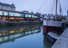 A watershed Moment (brwestfc) Tags: bristol harbor harbourside water reflection ship watershed