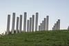 Portishead Art (tramsteer) Tags: tramsteer portishead artwork pillars somerset bristol