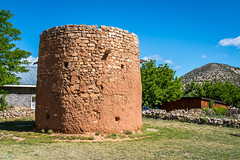 The Torreon (Serendigity) Tags: lincoln wildwest usa newmexico unitedstates historic town stonebuilding