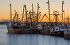 ...sunrise... (jamesmerecki) Tags: dawn earlymorning sunrise sunup colors newbedford ma massachusetts dock pier vessels ships boat masts quiet