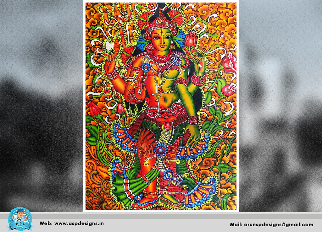 The Worlds Best Photos Of Krishna And Painting - Flickr -2308